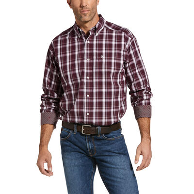 Wrinkle Free Mabel Classic Fit Shirt