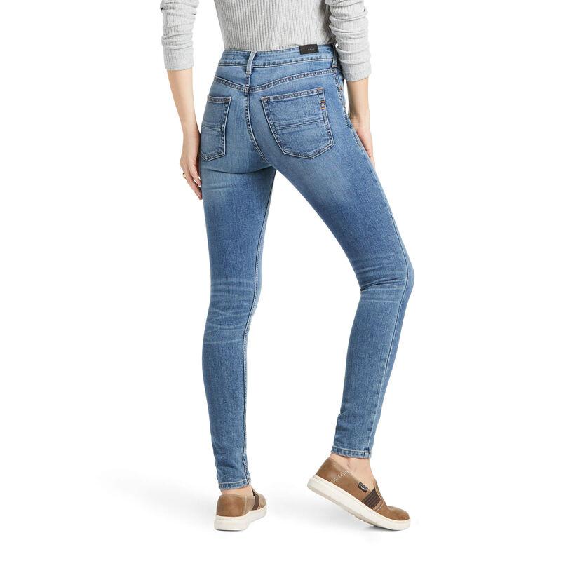 Premium High Rise Skinny Jean Stretch