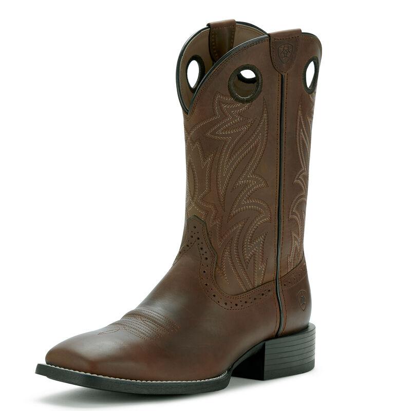 Sport Sidebet Western Boot