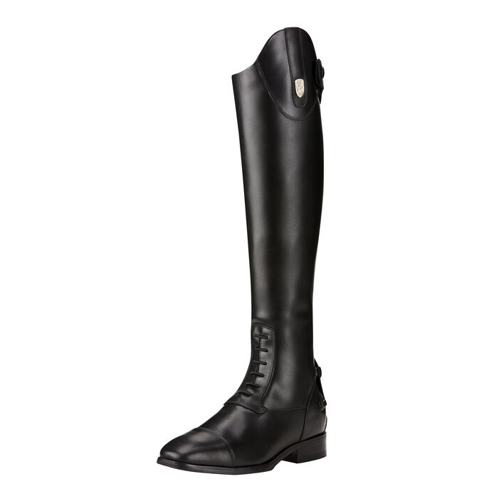 Monaco Stretch Field Zip Tall Riding Boot