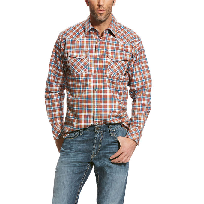 FR Billings Retro Fit Work Shirt