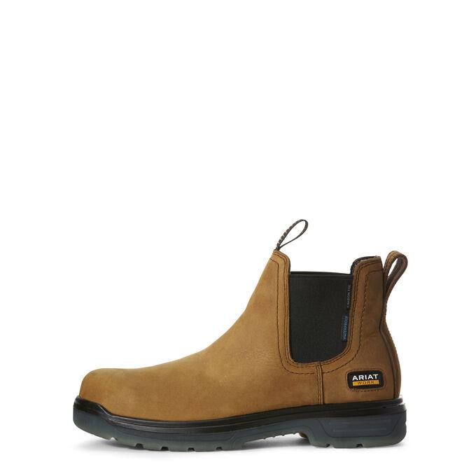 Turbo Chelsea Waterproof Carbon Toe Work Boot