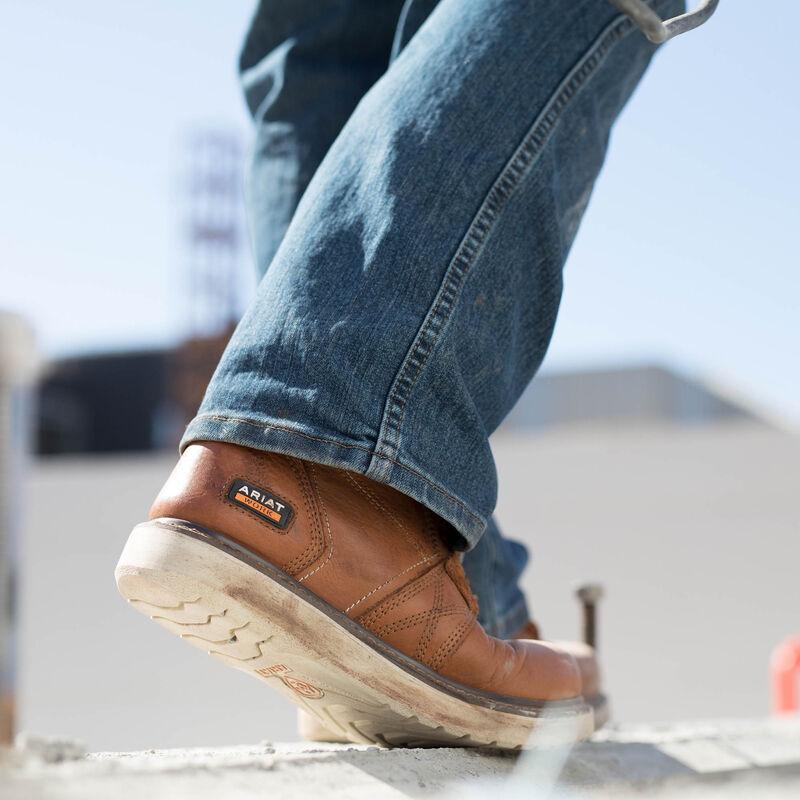 "Rebar Wedge 6"" Work Boot"