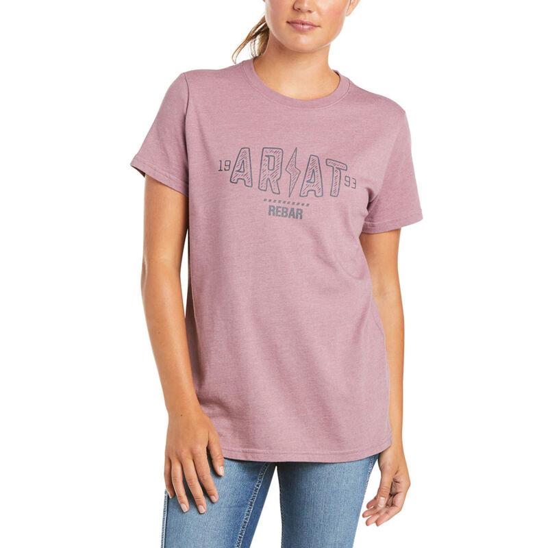 Rebar Cotton Strong Bolt T-Shirt