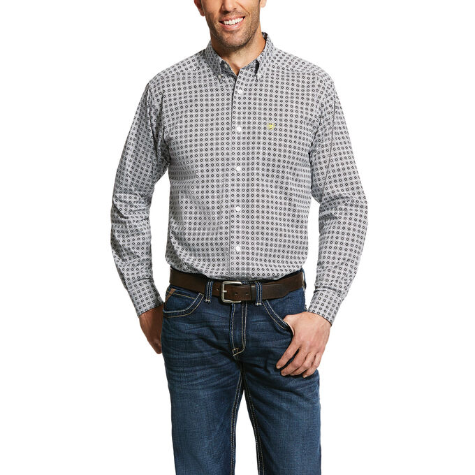 Hully Stretch Fitted Shirt