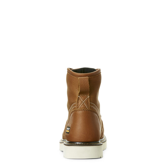 "Rebar Wedge 6"" Composite Toe Work Boot"