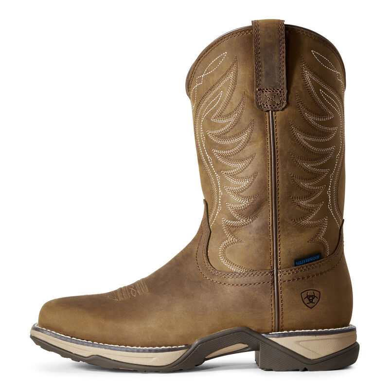 Anthem Waterproof Western Boot
