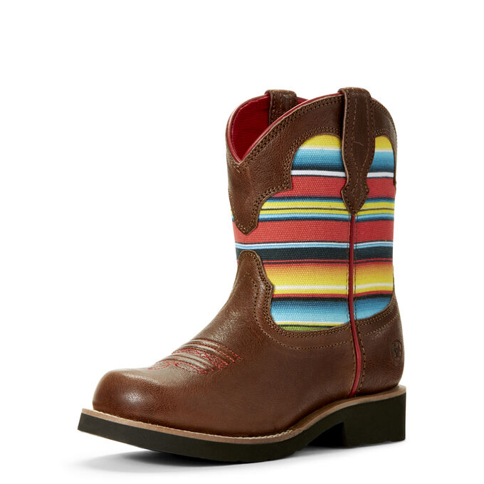 Fatbaby Bell Western Boot