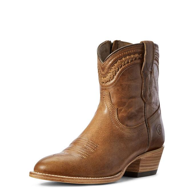 Legacy R Toe Western Boot