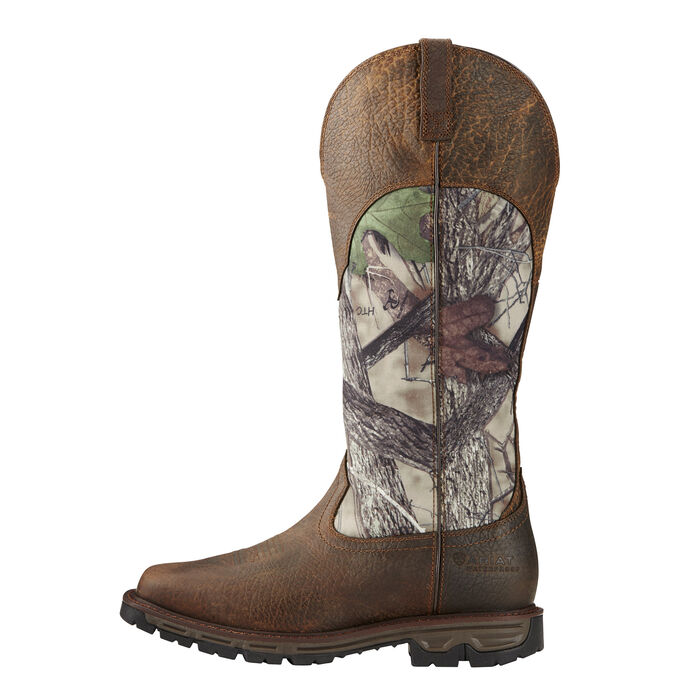 Conquest Snakeboot Waterproof Hunting Boot