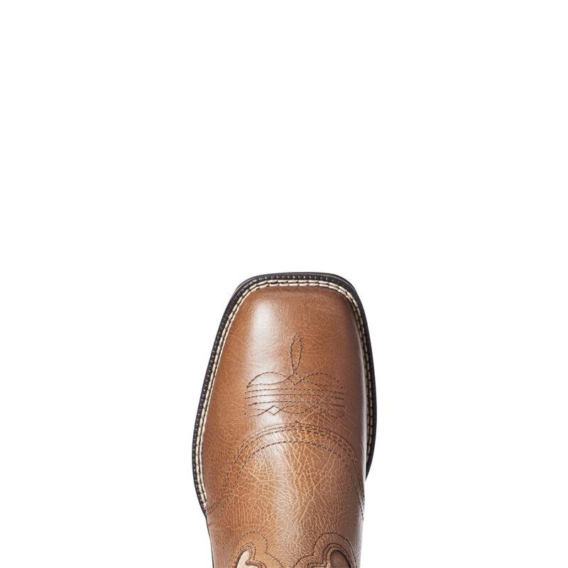 Anthem Shortie Western Boot