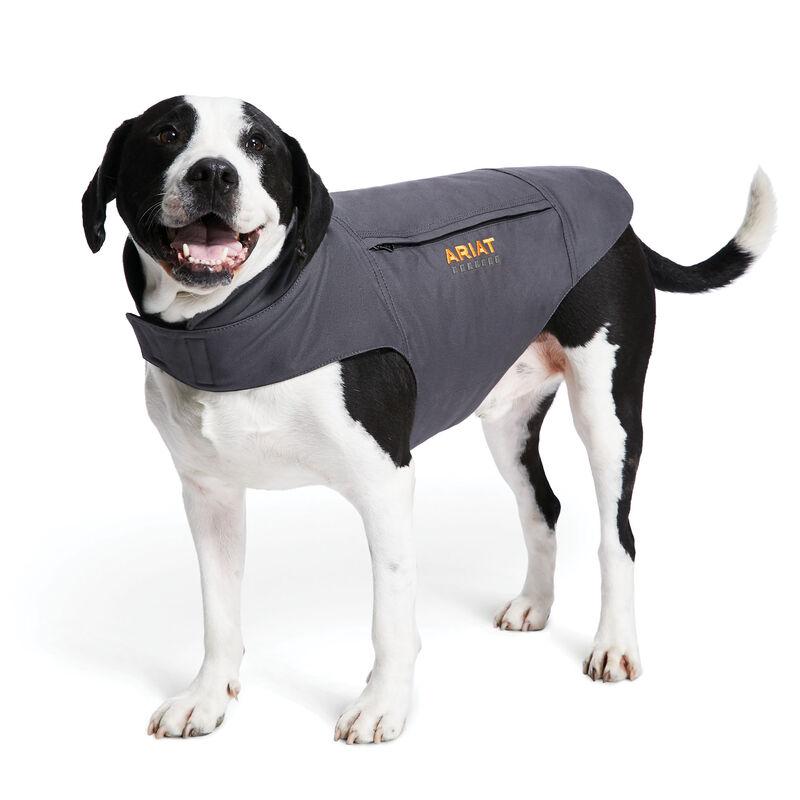 Rebar DuraCanvas Insulated Dog Jacket