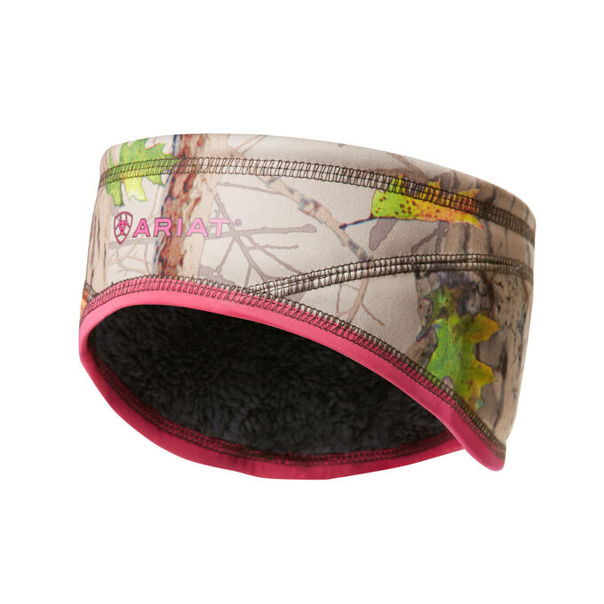 Hot Leaf Headband