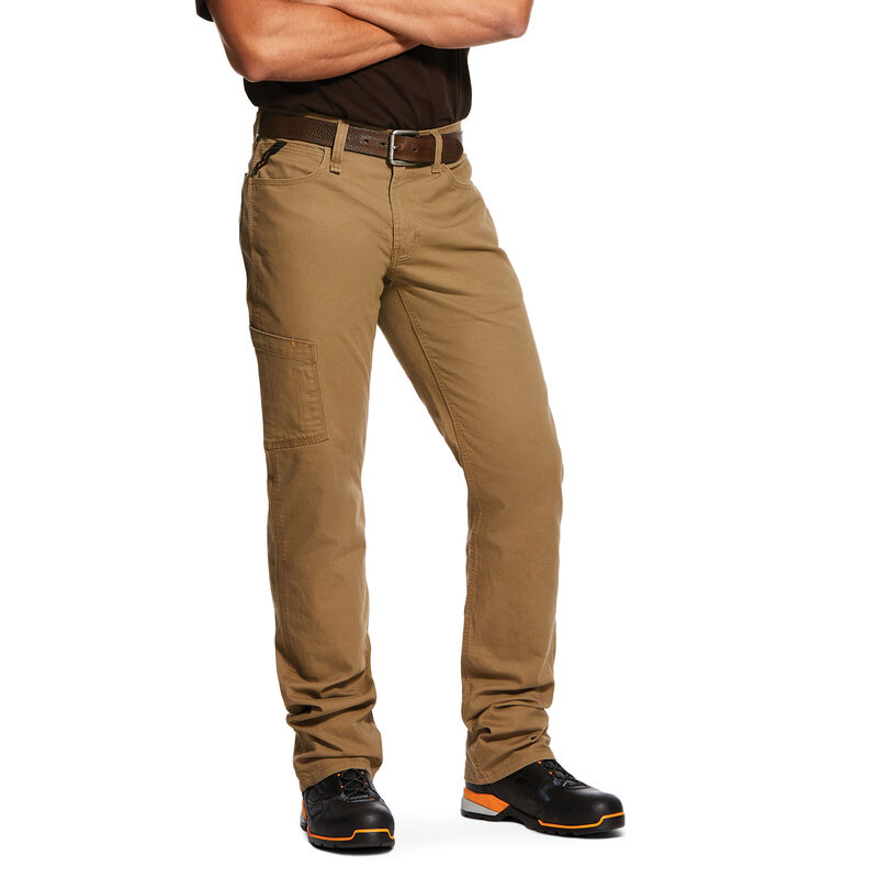 Rebar M4 Low Rise DuraStretch Made Tough Stackable Straight Leg Pant