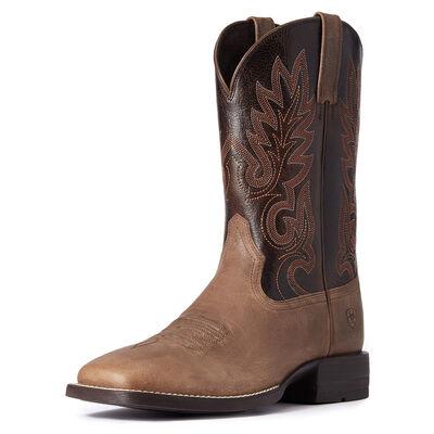 Layton Western Boot