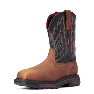 Big Rig Waterproof Composite Toe Work Boot