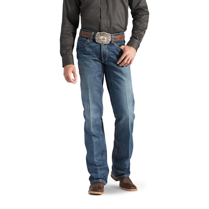 M4 Low Rise Gulch Boot Cut Jean