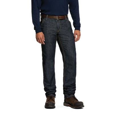FR M4 Low Rise Stretch Duralight Workhorse Stackable Straight Leg Jean