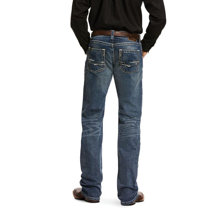 M5 Slim Stretch Adkins Stackable Straight Leg Jean