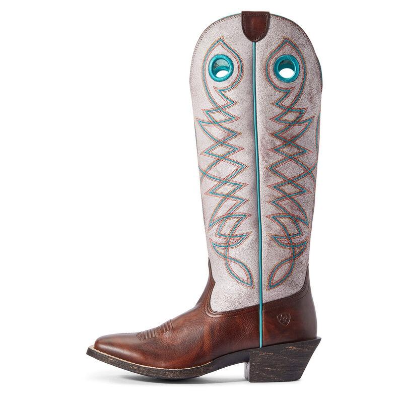 Round Up Buckaroo Western Boot