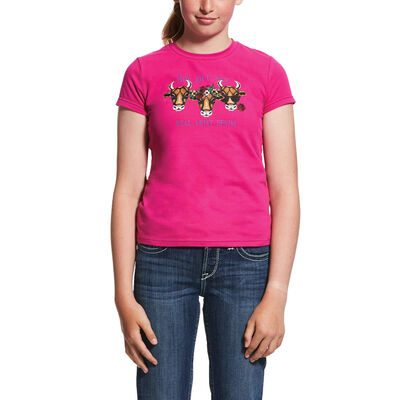 REAL Hay Girl T-Shirt