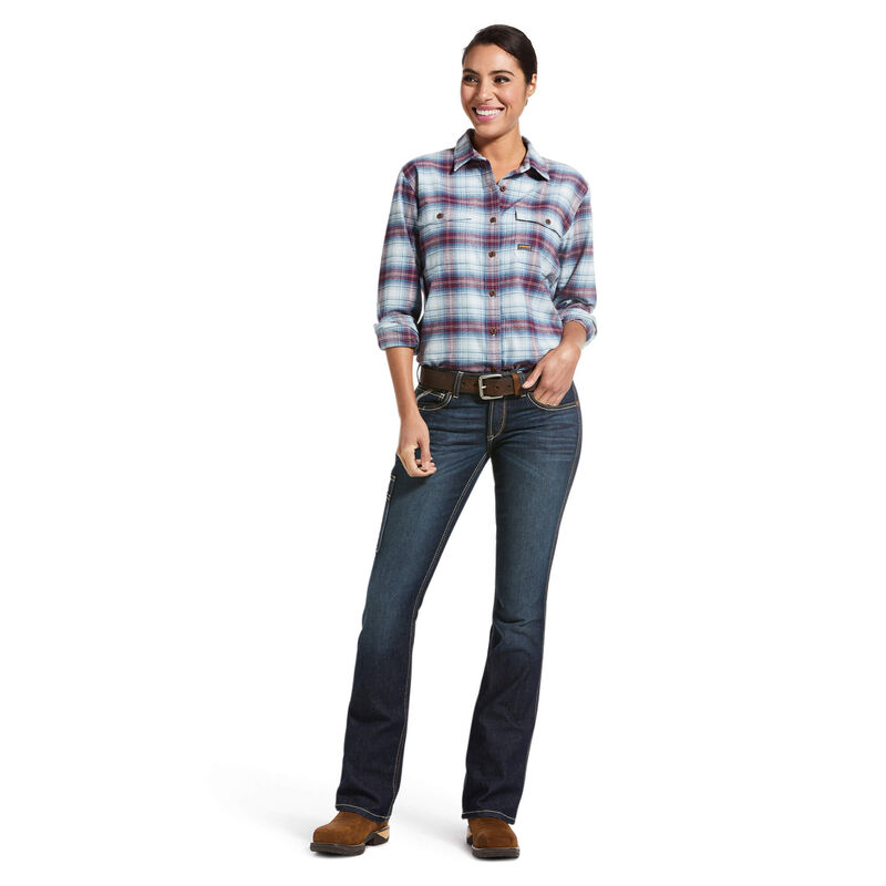 Rebar DuraStretch Riveter Boot Cut Jean