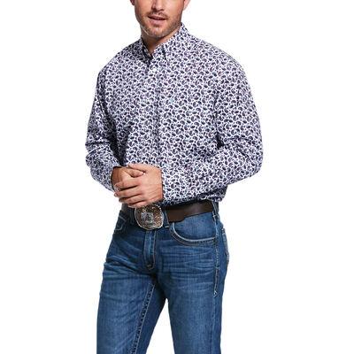 Talladega Print Classic Fit Shirt