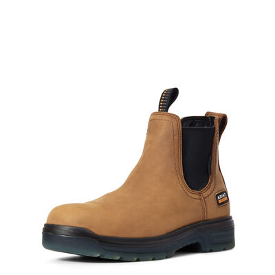 Turbo Chelsea Waterproof Work Boot