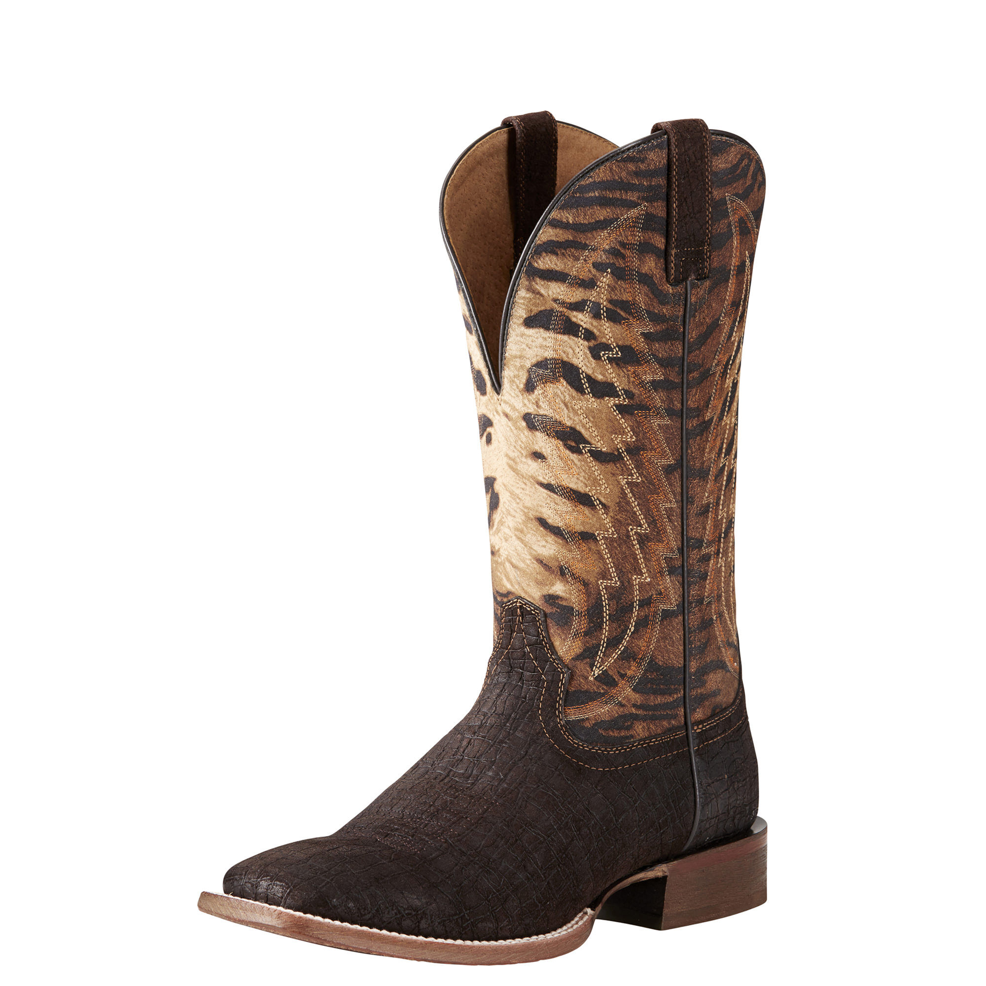 Circuit Stride Western Boot