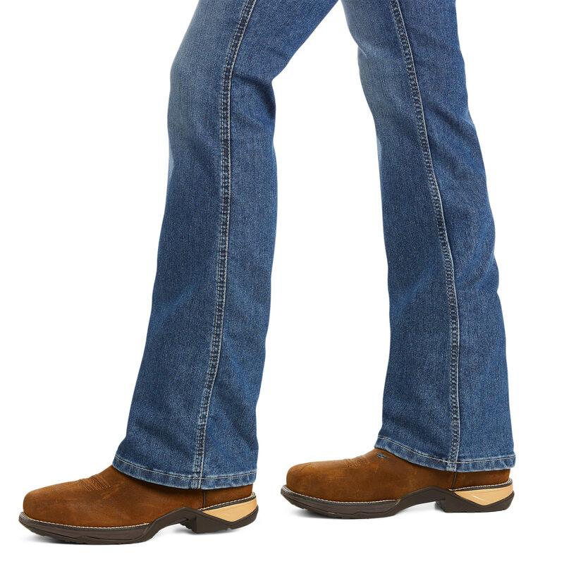 Rebar DuraStretch Raven Boot Cut Jean