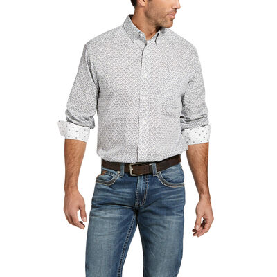 Wrinkle Free Laird Classic Fit Shirt