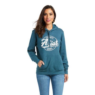 REAL Arm Logo Hoodie