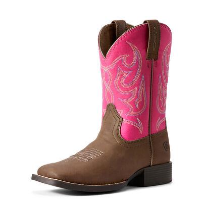 Jr Champ Western Boot