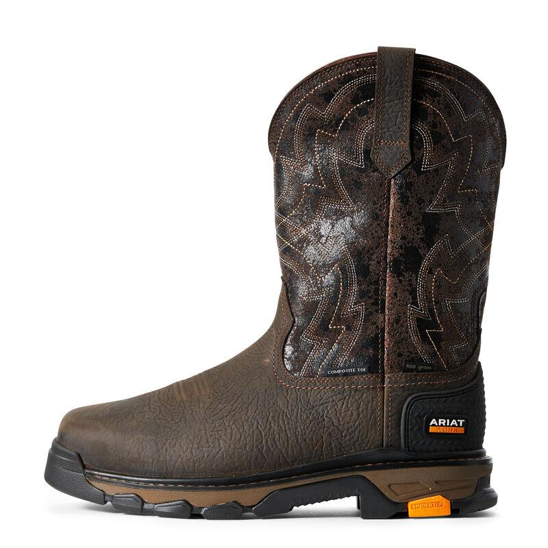 Intrepid Force Waterproof 400g Composite Toe Work Boot
