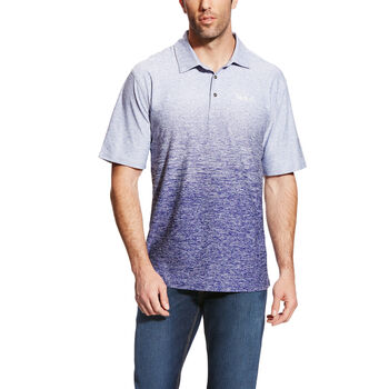 Relentless Ombre Polo