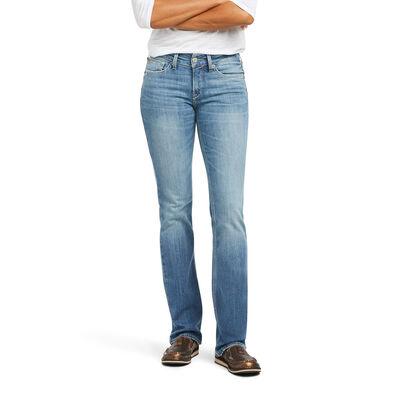 R.E.A.L. Perfect Rise Karen Straight Jean