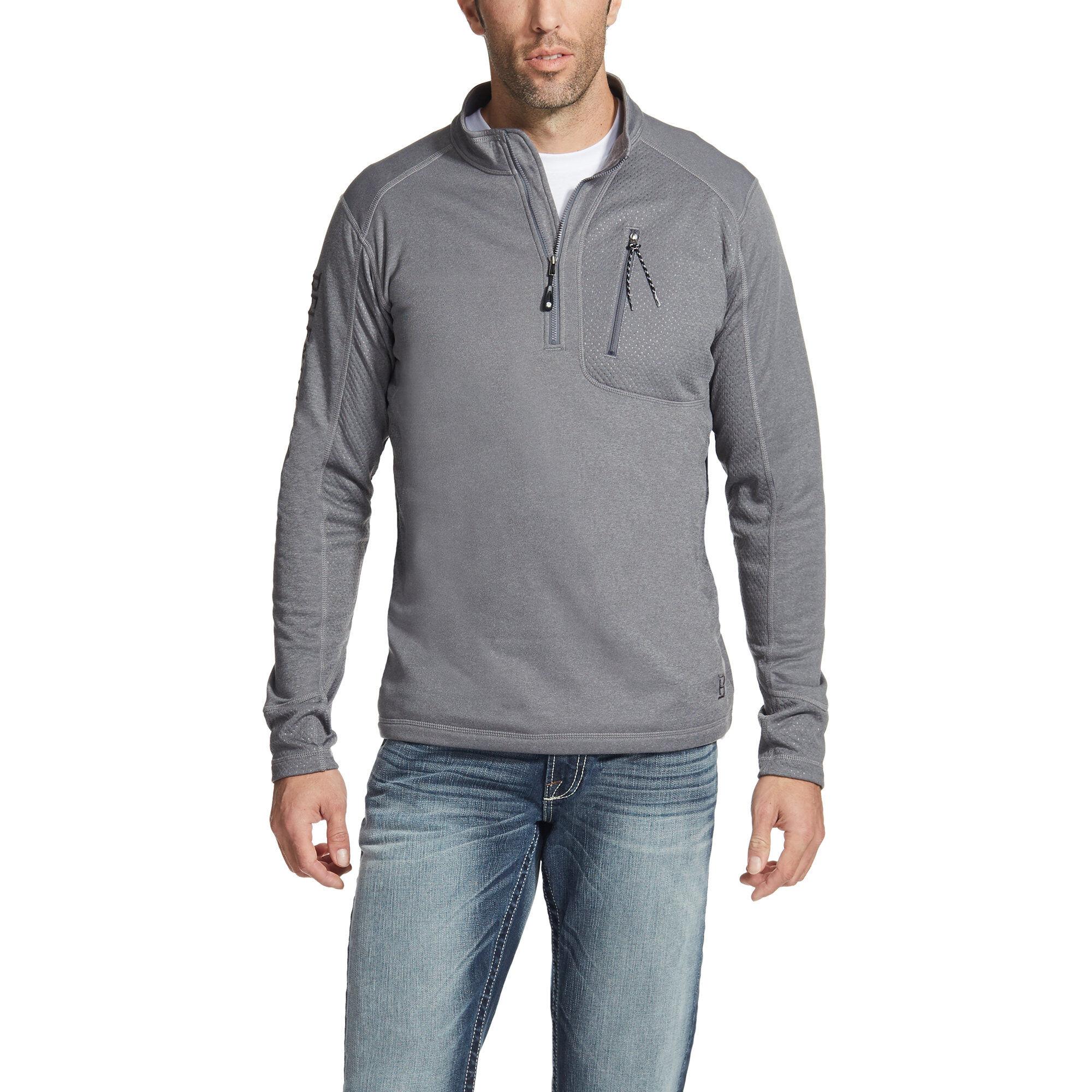 Relentless Motivation 1/4 Zip Sweatshirt