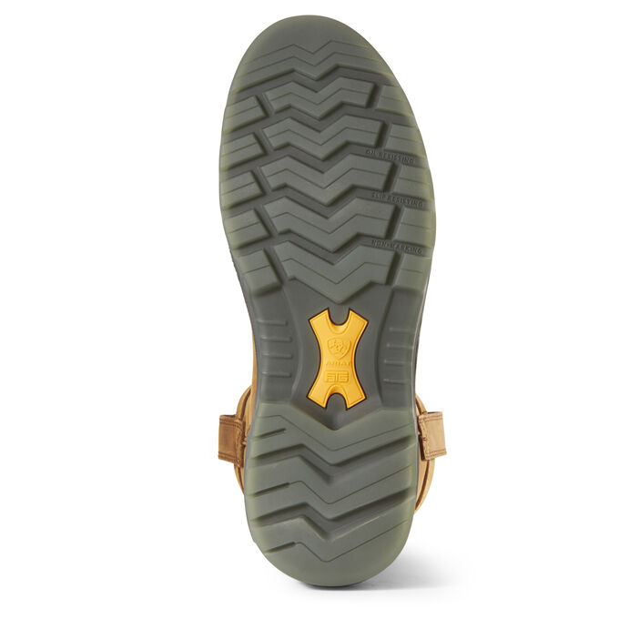 Turbo Pull-On Waterproof Carbon Toe Work Boot