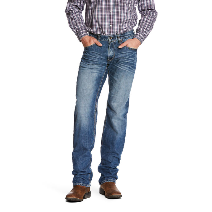 M2 Relaxed Nash Boot Cut Jean