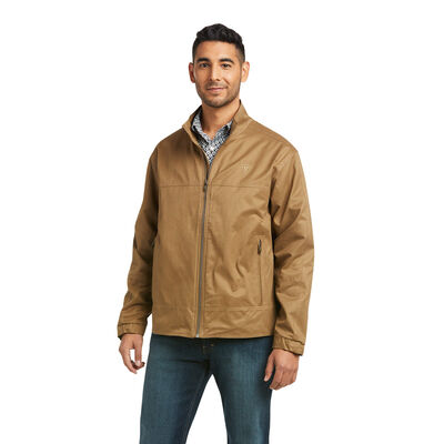 Grizzly Canvas Lightweight Jacket