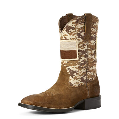 Sport Patriot Texas Western Boot