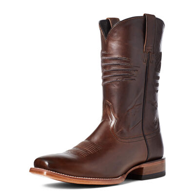 Circuit Patriot Square Toe Western Boot