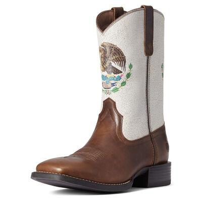 Sport Orgullo Mexicano Western Boot