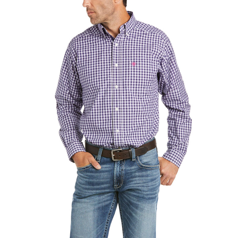 Pro Series Hartley Fitted Shirt