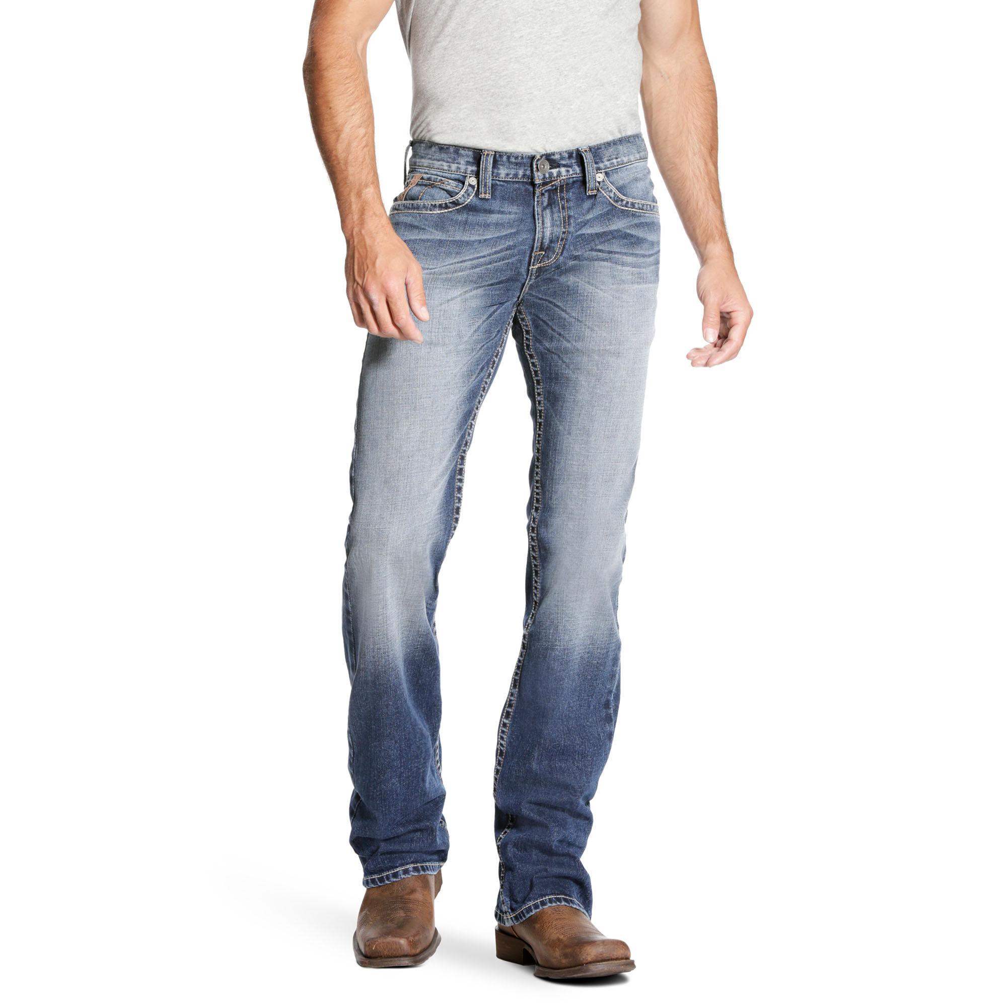 M7 Rocker Gilman Stretch Boot Cut Jean