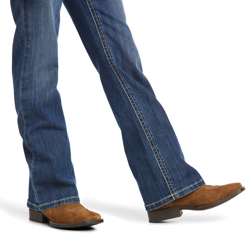 R.E.A.L. Stretch Stella Boot Cut Jean