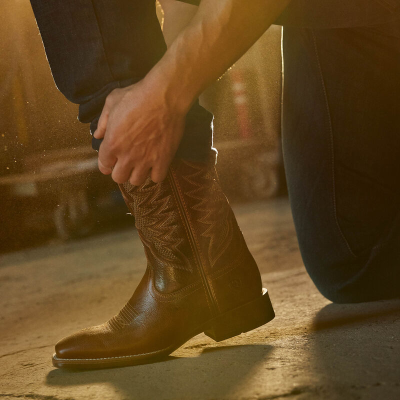 Sport Knockout Western Boot