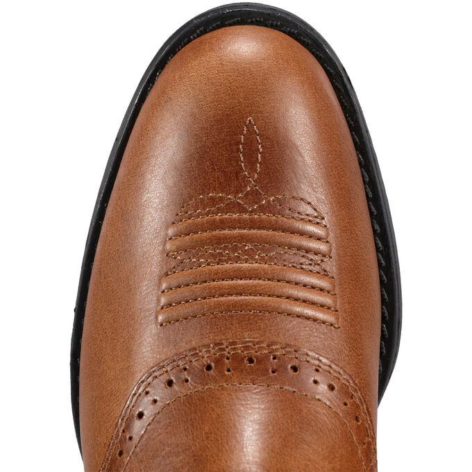 Heritage Stockman Western Boot