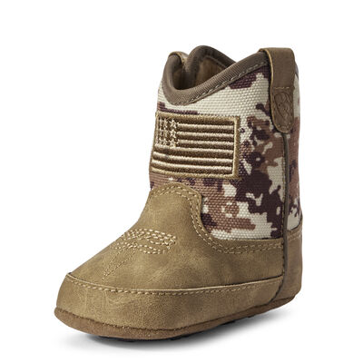 Infant Lil' Stompers Dallas Boot