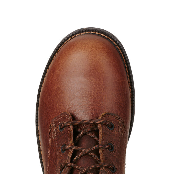 Casual Work Oxford ESD Composite Toe Work Boot